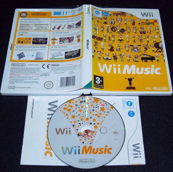 Wii Music WII