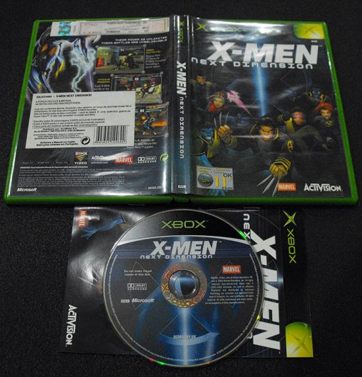 X-Men: Next Dimension XBOX