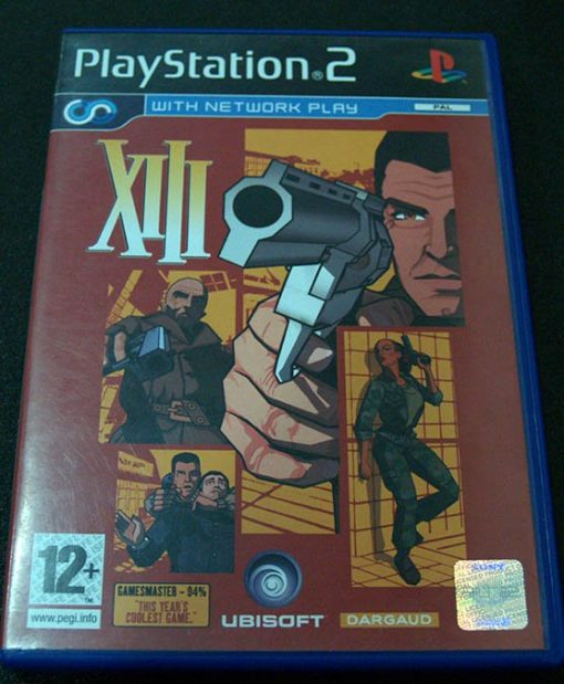 XIII PS2