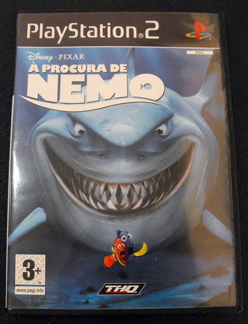 À Procura de Nemo PS2