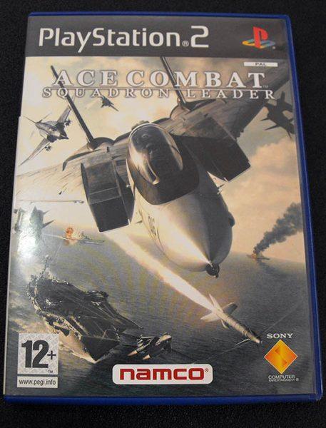 Ace Combat: Squadron Leader PS2