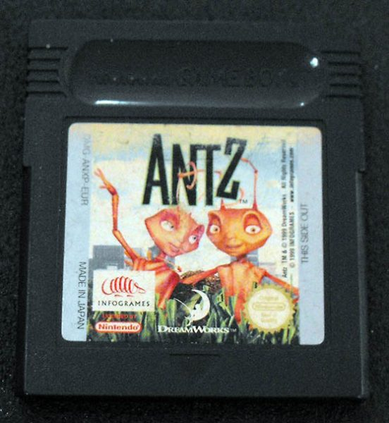Antz GAME BOY