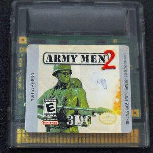 Army Men 2 GAME BOY COLOR