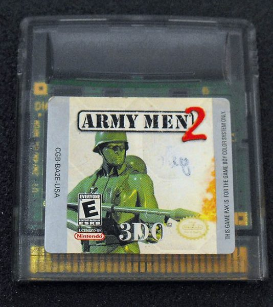 Army Men 2 GAME BOY COLOR