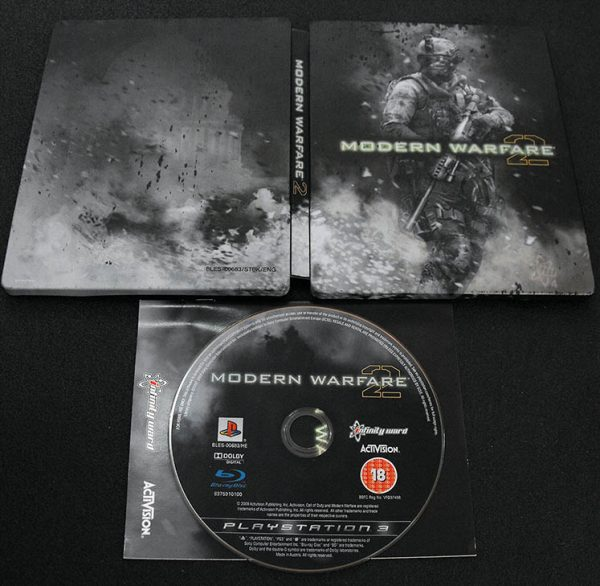 Call of Duty: Modern Warfare 2 - Hardened Edition PS3