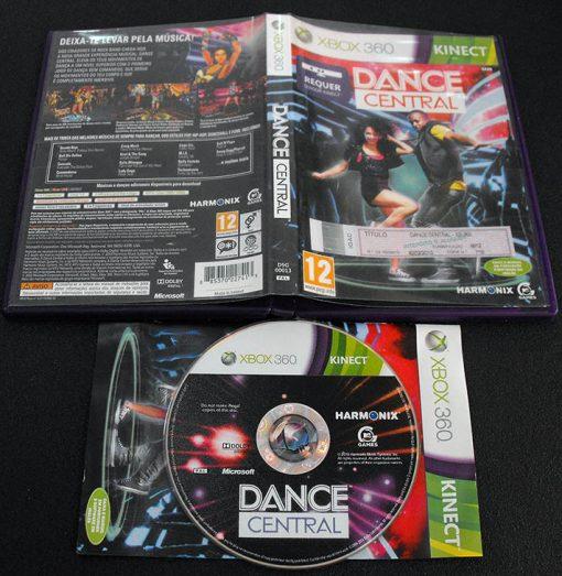 Dance Central X360