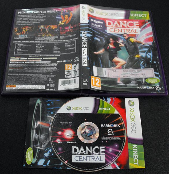 Dance Central X360