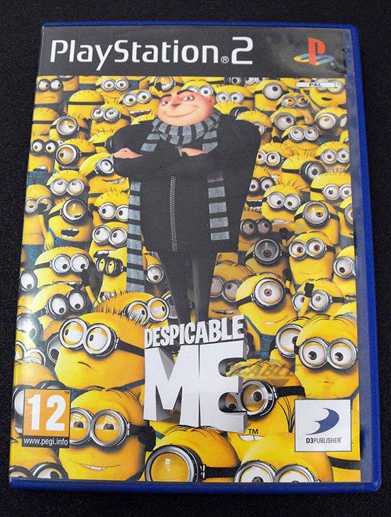 Despicable Me PS2
