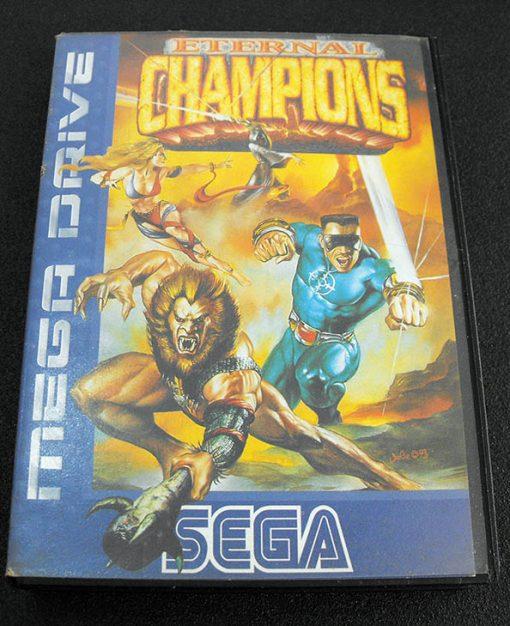 Eternal Champions MEGA DRIVE