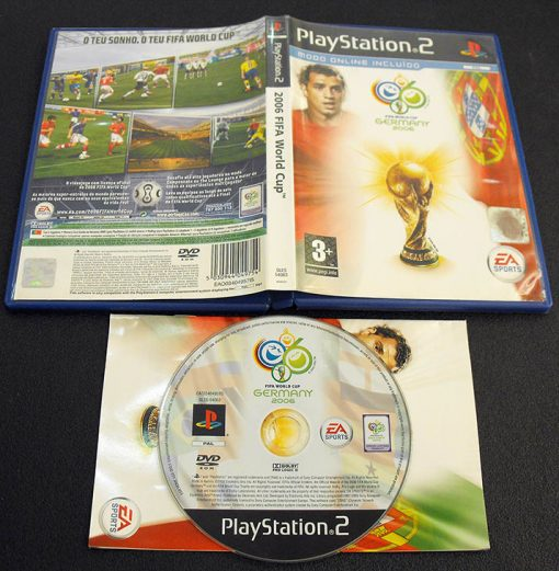Fifa World Cup 2006 PS2