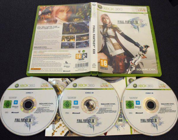 Final Fantasy XIII X360
