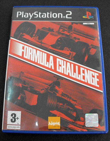 Formula Challenge PS2