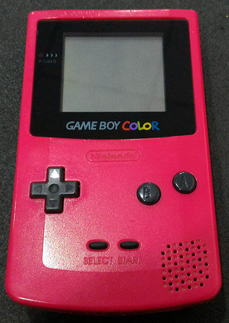 Consola Usada Nintendo Game Boy Color - Berry