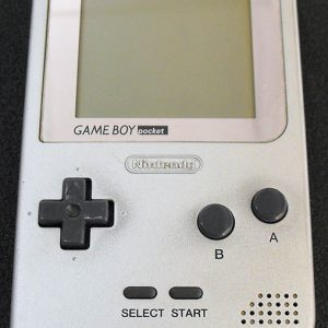 Consola Usada Nintendo Game Boy Pocket Silver