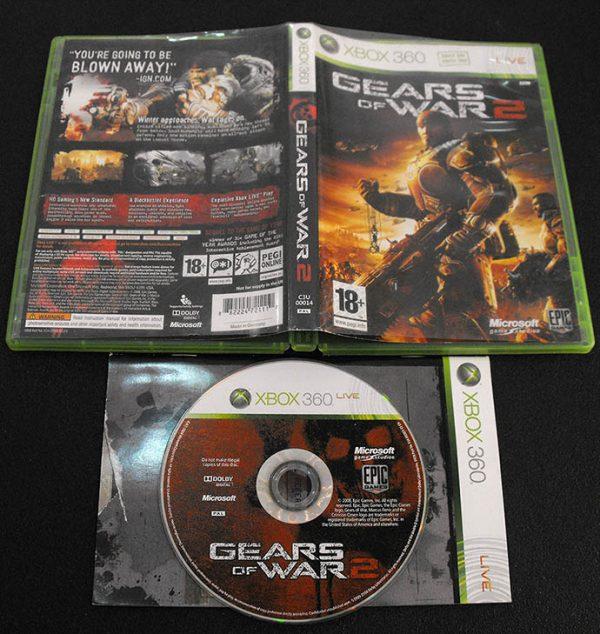 Gears of War 2 X360