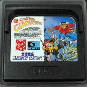 Global Gladiators GAME GEAR