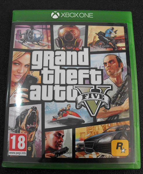 Grand Theft Auto V XONE