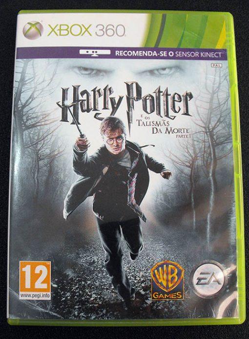 Harry Potter e os Talismãs da Morte - Parte 1 X360