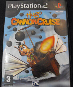 Hugo: CannonCruise PS2