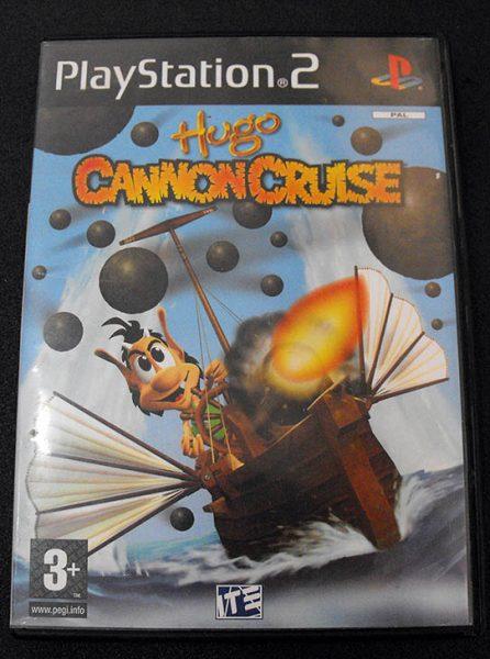 Hugo: CannonCruise PS2