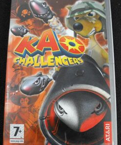 Kao Challengers PSP