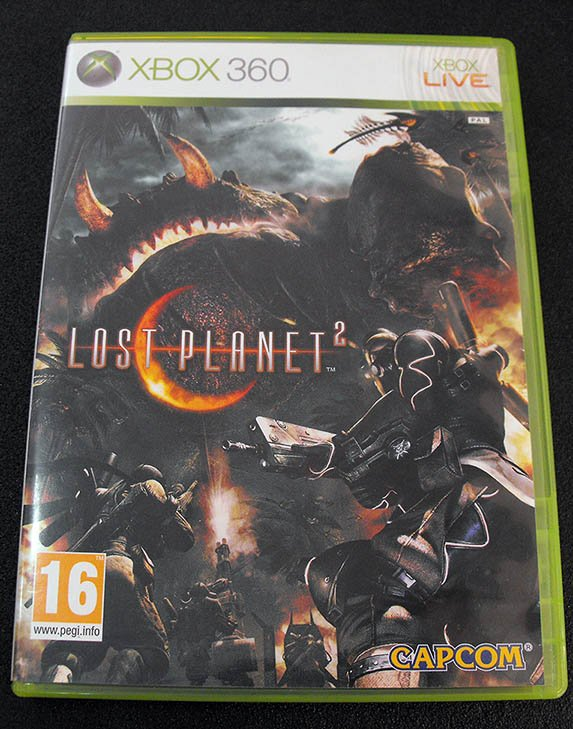 Lost Planet 2 X360