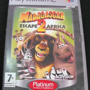 Madagascar: Escape 2 Africa PS2