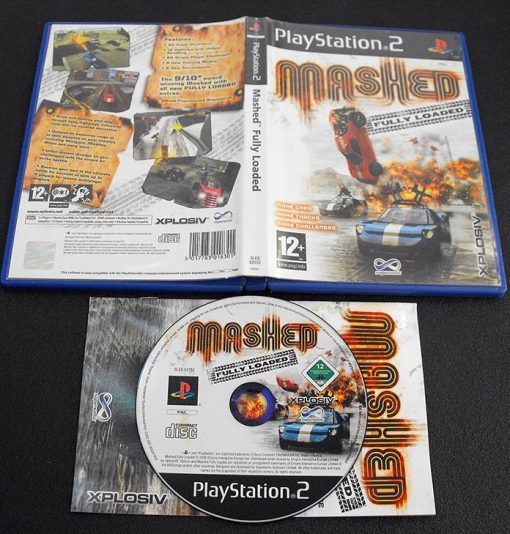 Mashed: Fully Loaded PS2