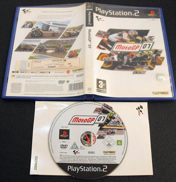 MotoGP 07 PS2