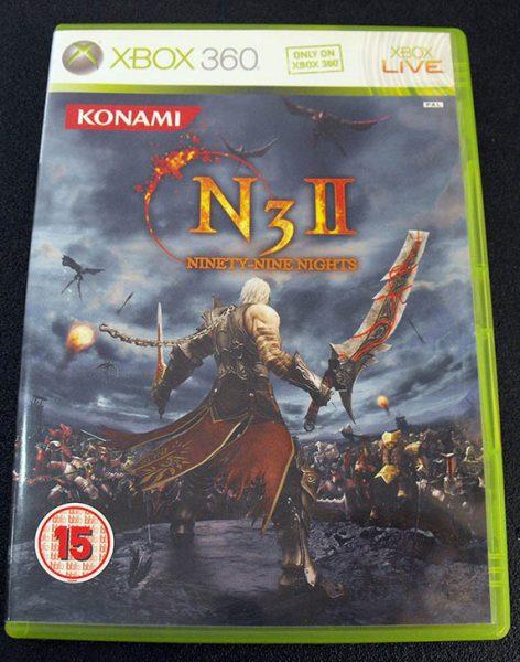N3II: Ninety-Nine Nights II X360
