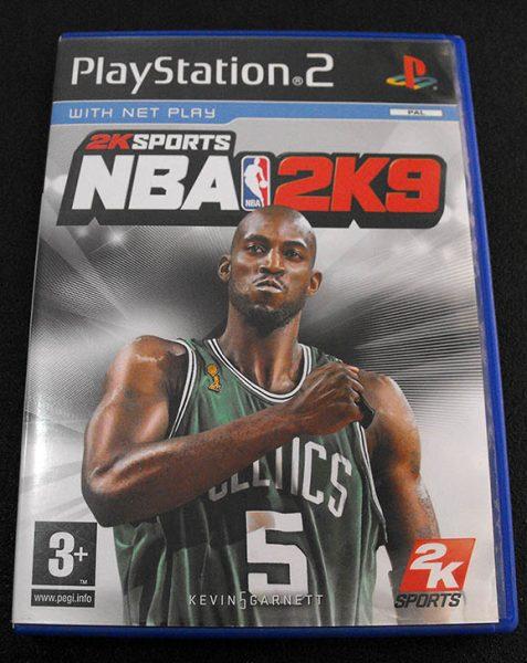 NBA 2K9 PS2
