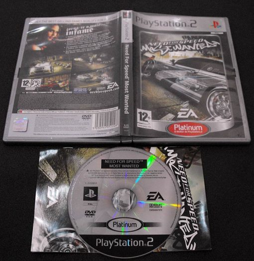 Need for Speed: Most Wanted PS2