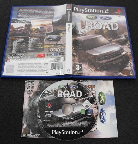 Off Road PS2