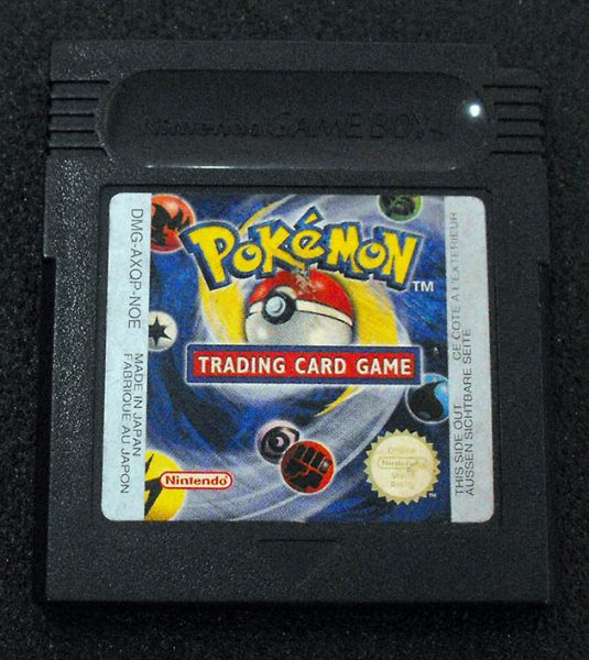 Pokémon Trading Card Game GAME BOY