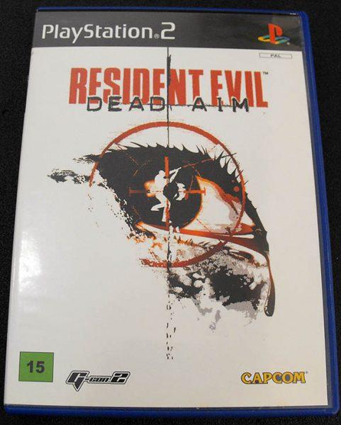 Resident Evil: Dead Aim PS2