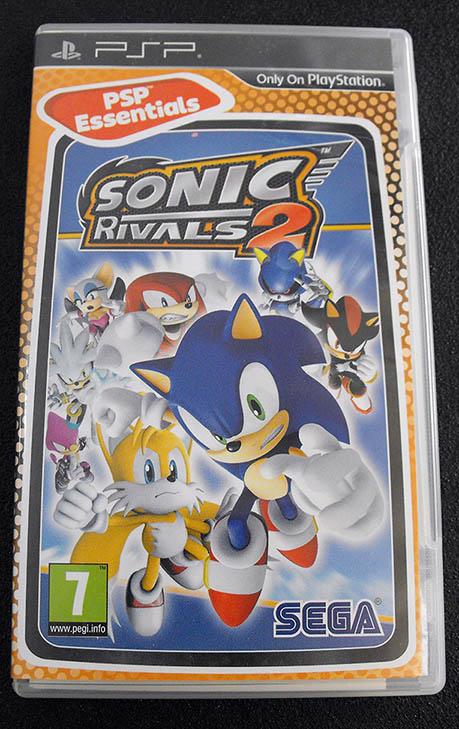 Sonic Rivals 2 PSP