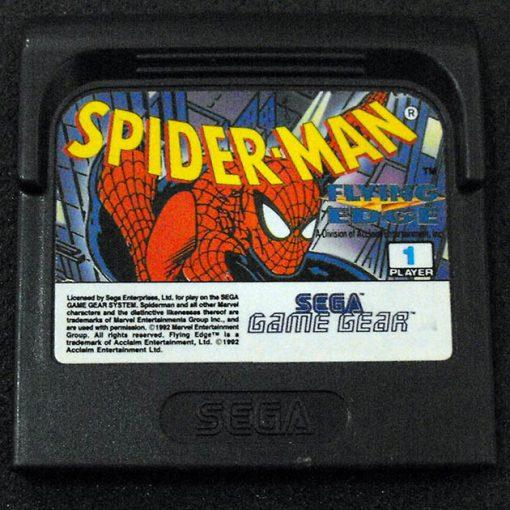 Spider-Man GAME GEAR