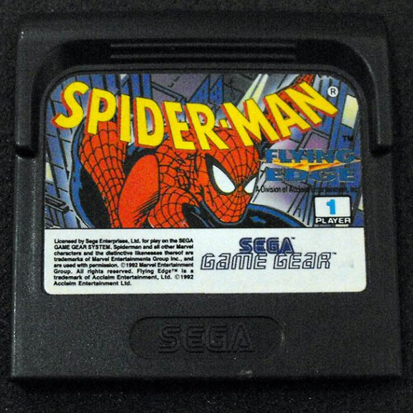Spider-Man GAME GEAR