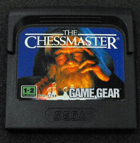 Chessmaster, The GAME GEAR