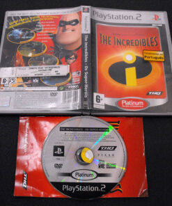 The Incredibles: Os Super-Herois PS2