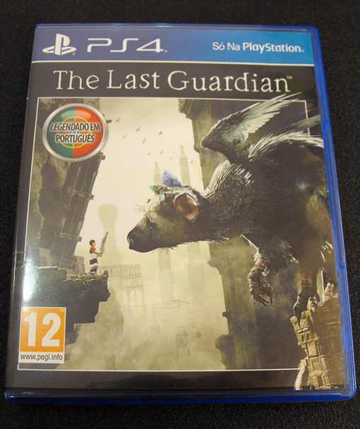 Last Guardian, The PS4