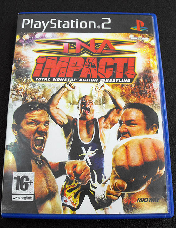 TNA Impact PS2
