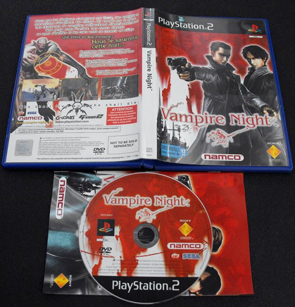Vampire Night PS2
