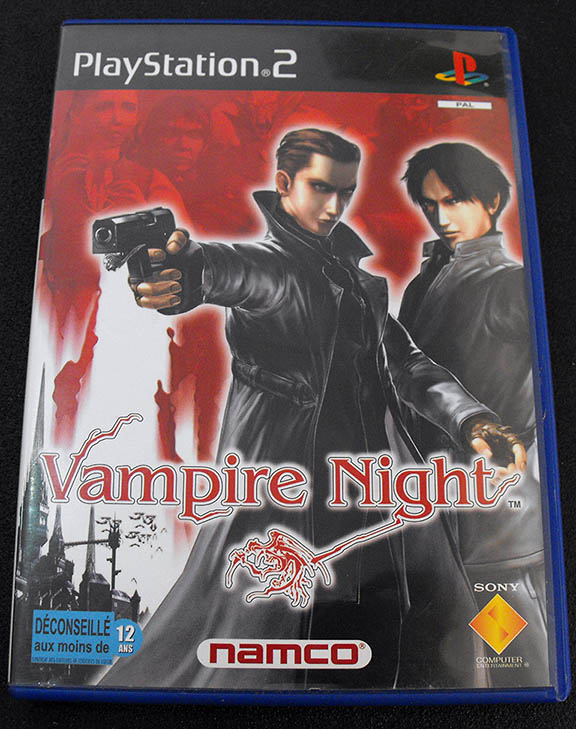Vampire Night PS2
