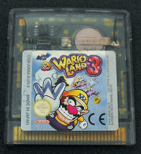 Wario Land 3 GAME BOY COLOR