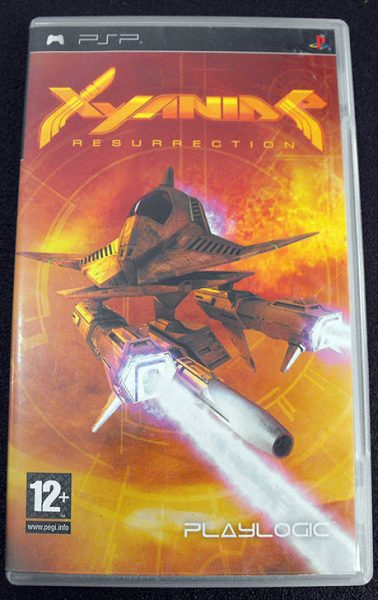Xyanide Resurrection PSP