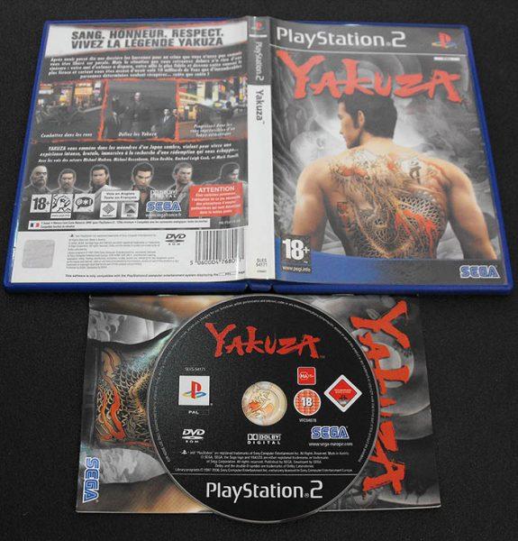 Yakuza F PS2