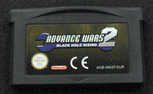 Advance Wars 2: Black Hole Rising GAME BOY ADVANCE