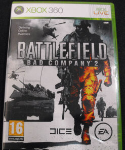 Battlefield: Bad Company 2 X360
