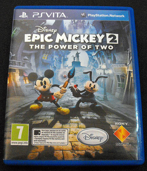 Epic Mickey 2: The Power of Two PSVITA